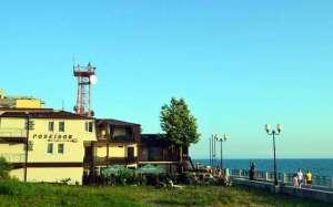 абхазия гагры море
